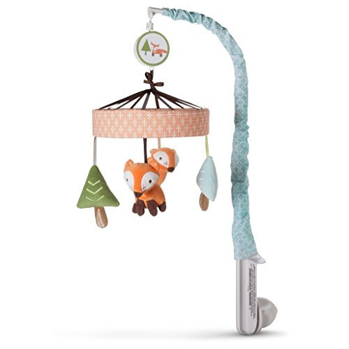 Woodland Trails Musical Crib Mobile