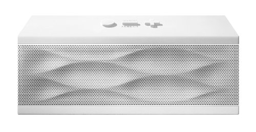 - Jawbone Jambox Special Edition Bluetooth Speaker - White Wave