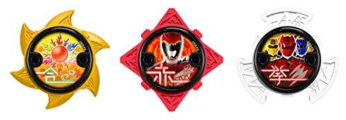 (Power Rangers Ninja Steel Ninja Power Star Robo Red Zord Pack)