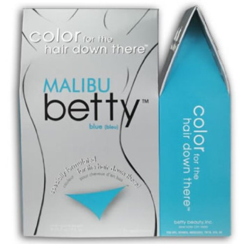 Amazon.com: Betty Beauty Malibu (Aqua Blue) Betty - Color For The ...