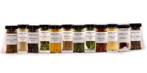 Middle Eastern 12 Jar Set- Save 10%