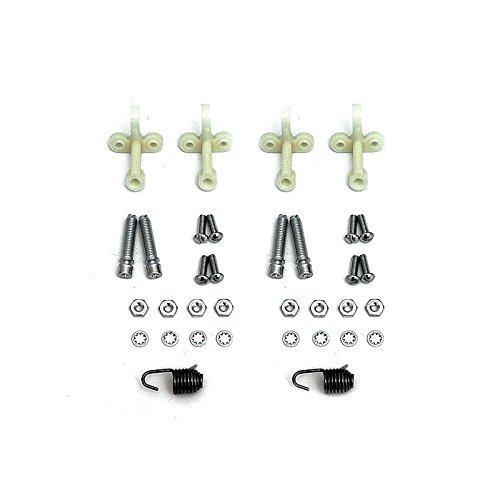 Eckler's Premier Quality Products 25130422 Corvette Headlight Mounting & Adjusting Hardware - Adjuster Spring Headlight