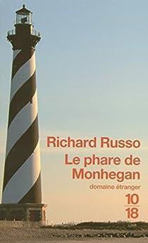Le phare de Monhegan par Russo
