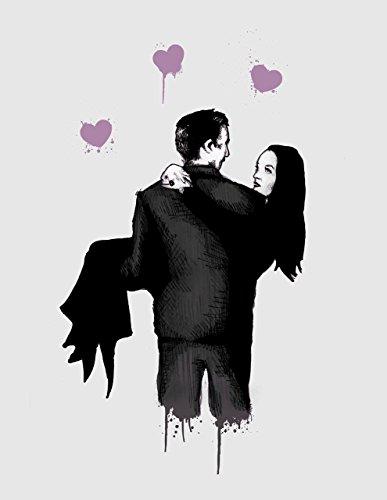 Spooky Love 2 Art Print