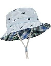 051985f624466 Baby Sun Hat Summer Beach UPF 50+ Sun Protection Baby Boy Hats Toddler Sun  Hats