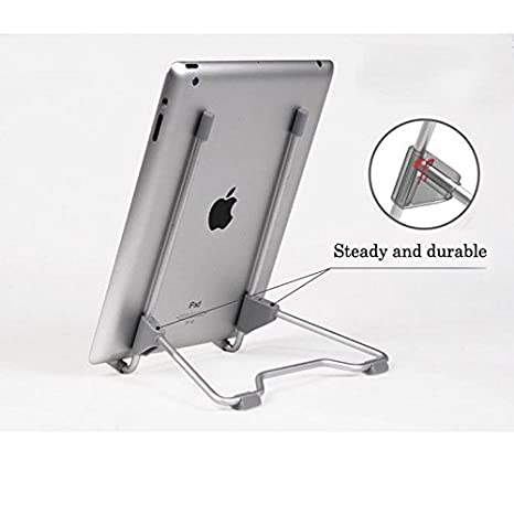 gopky (TM) plegable portátil soporte para portátil Tablet ordenador portátil soporte de enfriamiento refrigerador soporte de escritorio para Macbook Air Pro ...