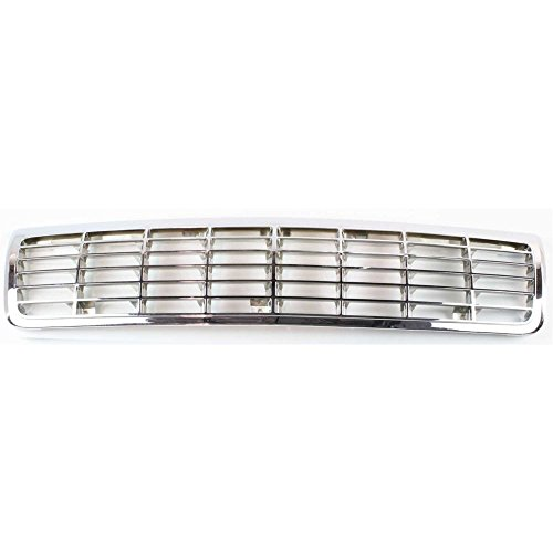 (Grille for Chevrolet Chevy Caprice 91-96 Chrome)