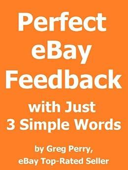 Awesome Buyers 5 Star Positive Feedback ebook product image