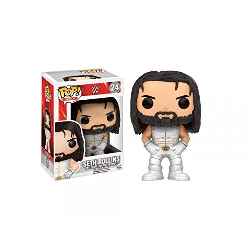 Funko Pop! WWE Seth Rollins #24 (FYE Exclusive) by FunKo
