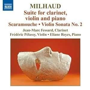 Suite for Clarinet Violin & P