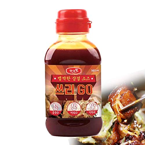Korean Pork Belly Hot Sauce BBQ Sauce Dipping Sauce Three Go Hot Sauce -