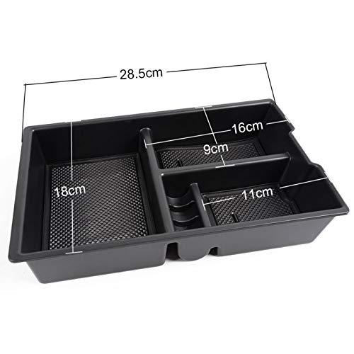 Cassa scatola portaoggetti bracciolo organizer console centrale for Dodge Ram 1500 Scatola per auto