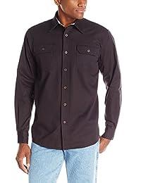 Wrangler Men's Authentics Long Sleeve Classic Woven Shirt