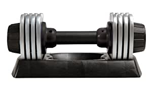 Stamina Versa-Bell II Dumbbell - 10-25 lbs