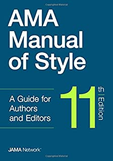 Image result for ama style manual