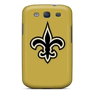 New Premium OURjKuPK9982 Case Cover For Galaxy S3/ New Orleans Saints 5 Protective Case Cover