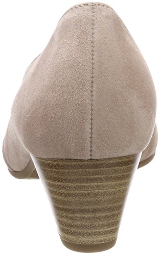 Gabor Comfort Basic, Scarpe con Tacco Donna Multicolore (Daino Motiv)