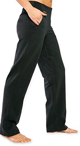 SportHill Women's Traverse II Pant,Black,Medium
