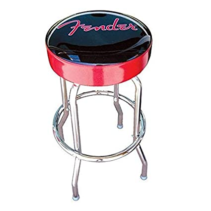 Sensational Fender 24In Barstool Onthecornerstone Fun Painted Chair Ideas Images Onthecornerstoneorg