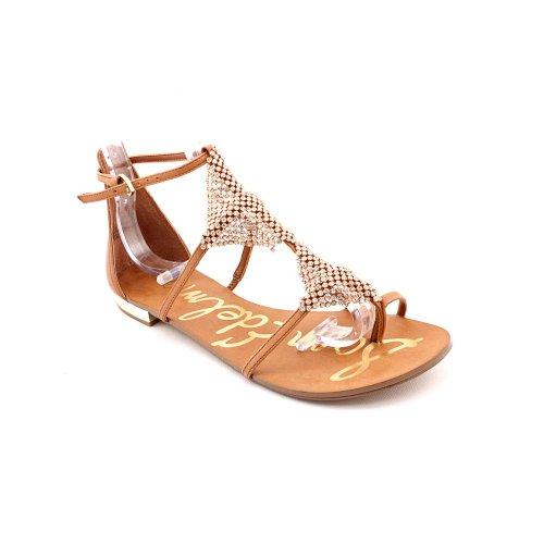 Sam Edelman Women's Tyra Sandal,Saddle,8 M US