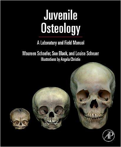 Mobi e-books téléchargements gratuits Juvenile Osteology: A Laboratory and Field Manual PDF B0048EJVUE