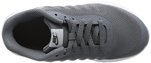 Nike Unisex-Kinder Air Max Invigor (PS) Sneaker Grau (Cool Grey/wolf Grey-anthracite-white)