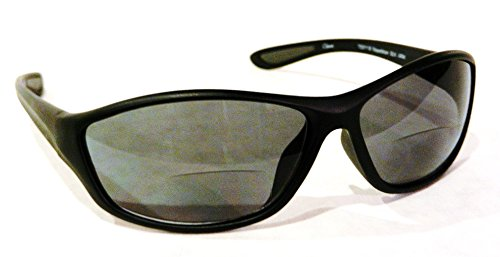 Foster Grant Mens +1.50 Biofocal SUNLIGHT READER Sunglasses (400) 100% UVA & UVB - Grant Foster Sunglasses Bifocal