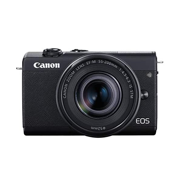 Canon EOS M200 Compact Mirrorless Digital Vlogging Camera