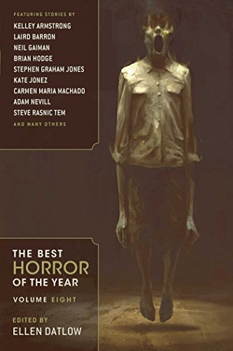 Best Horror of the Year (Best Horror of the Year Series Book 8)