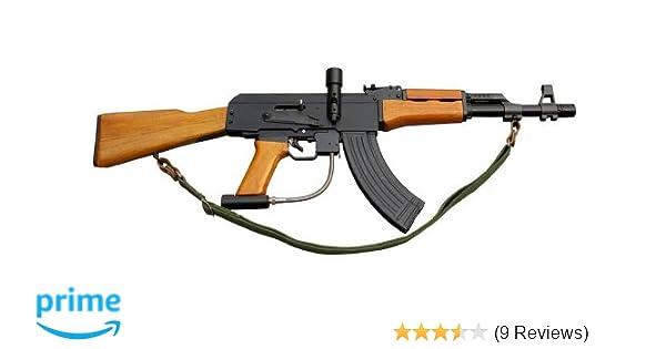 Amazon Com Konkor Mk47 1 Ak 47 Paintball Rifle Marker Paintball