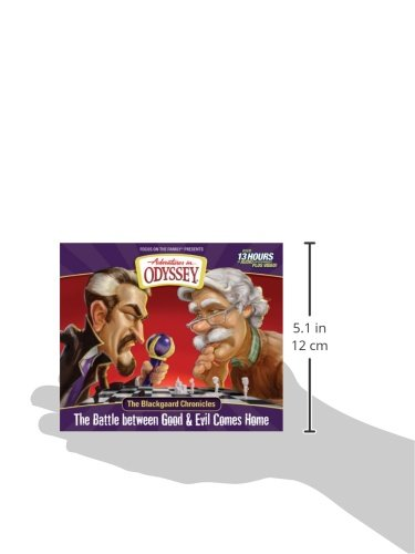 The Blackgaard Chronicles: The Battle between Good & Evil Comes Home (Adventures in Odyssey Misc)