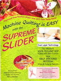 LaPierre Studio LPSFMSS Free Motion Supreme Slider Quilting Notions