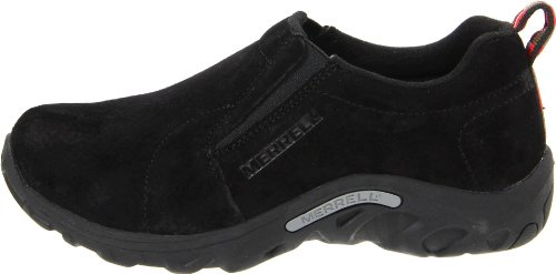 Merrell Jungle Moc (Toddler/Little Kid/Big Kid),Black,3 M US Little Kid by Merrell (Image #5)