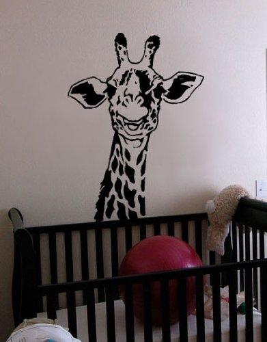 Fantastic Amazon.com: Stickerbrand African Safari Giraffe Wall Decal Sticker  VA61