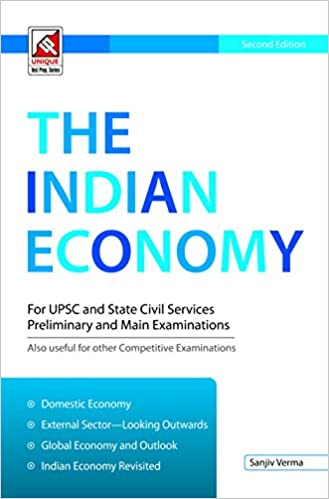Indian Economy by Sanjeev Verma.Indian Economy by Sanjeev Verma.