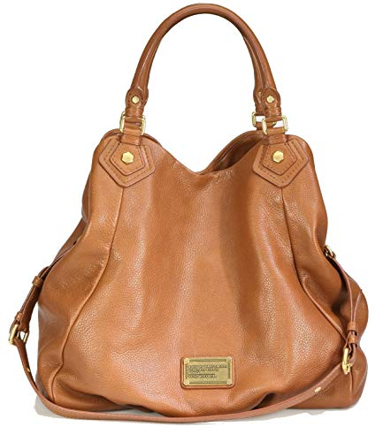 (Marc By Marc Jacobs Classic Q Francesca Shopper Tote, Smoked Almond)