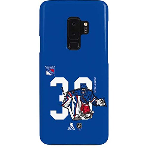 Amazon Com New York Rangers Galaxy S9 Plus Case Henrik Lundqvist