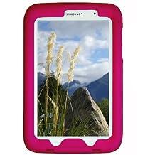Bobj Rugged Case for Samsung Galaxy Note 8 Tablet, Model GT-N5100, GT-N5110, GT-N5120 - BobjGear Protective Cover - Rockin' Raspberry
