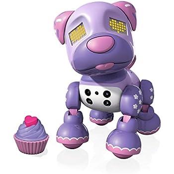 zoomer Zuppies, Interactive Puppy, Zuppy Love – Cupcake