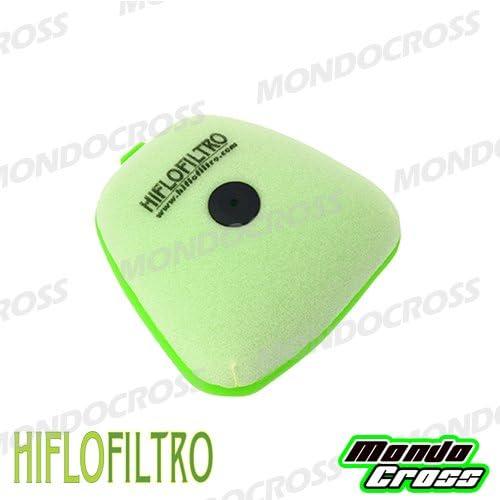 MONDOCROSS Filtro aria spugna HIFLO 2 strati YAMAHA WR 250 F 15-18 WR 450 F 16-18 YZ 250 F 14-18 YZ 450 F 14-17