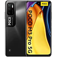 Smartphone Xiaomi Poco M3 Pro 5g 6GB 128gb Global Power Black - Preto