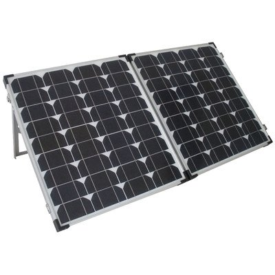 Foldable Solar Collector with Controller by Sierra Wave