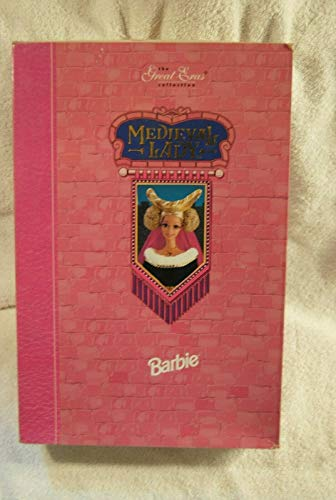 RARE Barbie Medieval Lady The Great Eras Collection NRFB NEW 1994