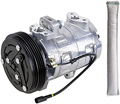 AC Compressor w// A//C Drier For Suzuki Vitara 1999 2000 2001 2002