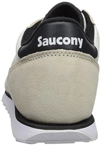 Sneaker Saucony Bianco Uomo Low Jazz Nero Mod UqBqcdZr