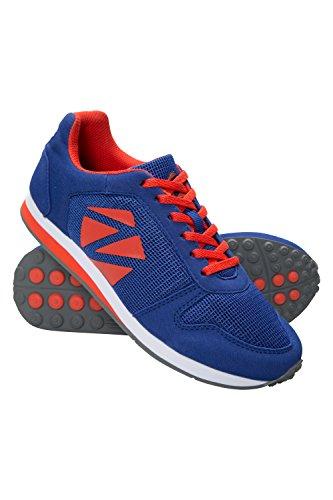 Zakti Kids Sneak up on Me Sneakers Blau 36 EU
