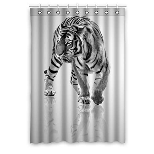 Amlion Polyester Fabric Window Curtain, Thermal Insulated &