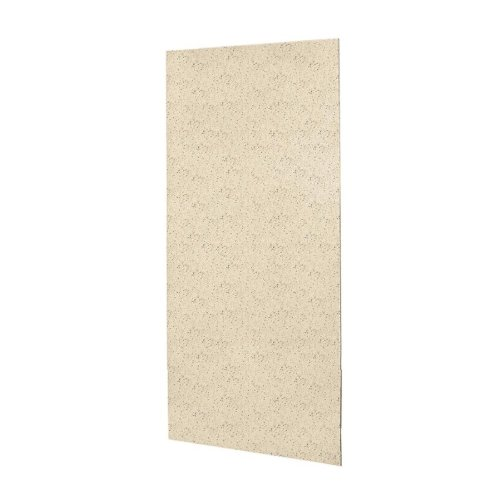 Swanstone SS-3672-1-050 Solid Surface 1 Panel Shower Back Wall, Tahiti Desert Desert Stone Bath Fixture
