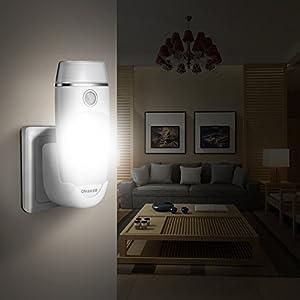 omaker led lampe nachtlicht mit bewegungssensor preis leistung gerade noch ok weil man es. Black Bedroom Furniture Sets. Home Design Ideas
