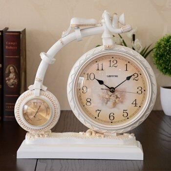 Salon de estilo europea reloj de pared decorativos reloj reloj reloj reloj Oficina dormitorio jardin creativo